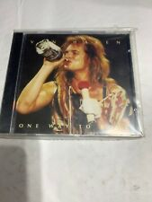 """Van Halen, One Way To Rock, Live Newhaven Usa, 14 Th May 1986 """"MINT"""""""
