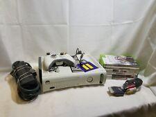 Microsoft Xbox 360 Pro Bundle White with 60GB Hard Drive