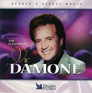 Readers Digest - The Legendary Vic Damone (2CDs)