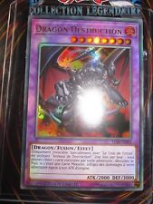 YU-GI-OH! UR DRAGON DESTRUCTION LC06-FR003 MINT EDITION 1