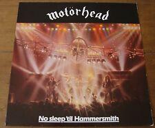 Motorhead No sleep 'til Hammersmith - 1981 Bronze