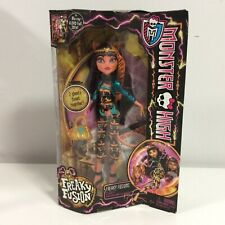 2013 Monster High Doll - Freaky Fusions Cleolei - BNIB