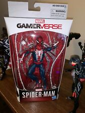 "Habro Marvel Spider-Man Legends Series Gamerverse 6"" Inch Action Figure Gamestop"