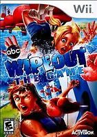 Wipeout: The Game (Nintendo Wii, 2010) - NEW AND SEALED with FREE SHIPPING!