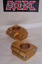 "BAR MOUNTS HUSQVARNA TC85 2014-2018 HUSKY 85 HANDLE BAR CLAMPS 22mm 7/8"" STD BAR"