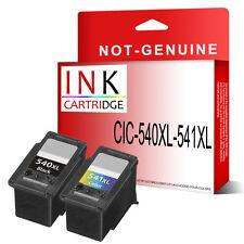 2 Cartuchos Tinta Para Canon Pg540xl Cl541xl Mx455 Mx475 Mx515 Mx525 Mx535