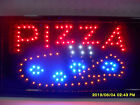 """PIZZA"" for shop ,Business,LED Light SIGN (New)"