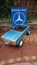 Mercedes Benz Metal Tretauto Kinderauto Pedal Car Pedalauto