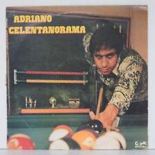 ADRIANO CELENTANO Celentanorama LP VINYL 33T Vinyle Disque 913 110 France 1977