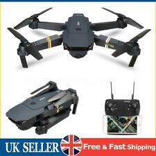 Drone x Pro 2.4G 4CH Selfi WIFI FPV High Hold HD Camera Foldable RC * UK STOCK