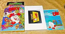 The Fantastic Adventures of Dizzy Nintendo NES Aladdin COMPLETE IN BOX.
