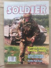 SOLDIER - JUNE 1999 - SNIPER - BUTCHERS AND BAKERS