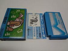 Donkey Kong Jr no Sansu Asobi Nintendo Famicom Japan