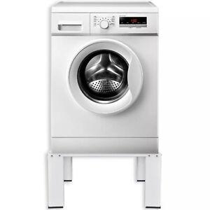 Washing Machine Pedestal Tumble Dryer Stand Non Slip Base Laundry Dryers Holder