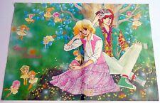 Chizuru Takahashi Vintage Manga Anime Poster Japan Japanese Yumiko Igarashi