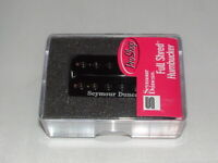 Seymour Duncan SH-10 Full Shred  Bridge Pickup  BLACK  New with Warranty