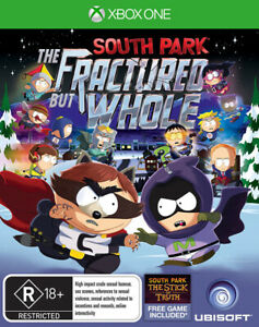 South Park: The Fractured But Whole *FREE Next Day Post from Sydney* Xbox One