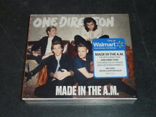 One Direction Made In The A.M. Deluxe Edition CD + Bracelet NEW SEALED