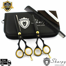 """New Professional Barber Hairdressing Scissors Thinning Hair Cutting Shears 5.5"""""""