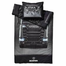 Genuine Original Swedish Scania Bed Linen Set Brand New