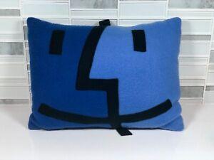 Throwboy Finder Icon Pillow! RARE! Apple Mac OS X Macintosh