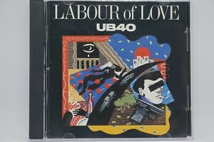UB40 - Labour Of Love CD Album
