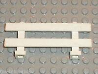 LEGO Belville Paradisia barriere white fence 6079 / set 6419 6418 7633 5880 7632
