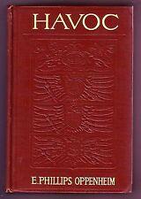 HAVOC (E. Phillips Oppenheim/reprint US/artist Howard Chandler Christy)