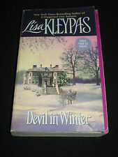 msm* LISA KLEYPAS - DEVIL IN WINTER rare