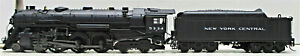 BROADWAY LIMITED IMPORTS 073 4-6-4 NEW YORK CENTRAL #5334 HO SCALE