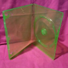 """1 New, XBOX 360, Standard Size Video Game Media Case, 1/2""""/14mm w/Interior Clips"""