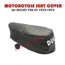 BMW K100LT with basket weave vinyl /& red piping Motorcycle seat cover