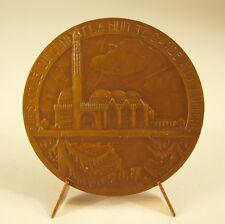 Médaille Église Sainte-Odile Edmond Loutil Pierre l'Ermite Jacques Barge  Medal