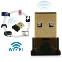 USB bluetooth 5.0 Transmitter Wireless Dongle Adapter Real PC Receiver Fast