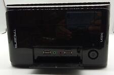 MINI ITX BAREBONE COMPUTER PC INTEL QUAD I5 4590 8GB 240 SSD WINDOWS 10 HDMI