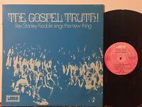 Rev Stanley Keable Sings The New Thing Gospel Truth EX TORRID black gospel funk