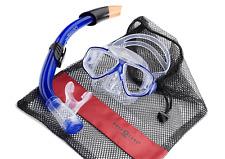 Aqua Lung Tauchset LaCosta Pro (Tauchmaske, Schnorchel, Netzbeutel) Erwachsene