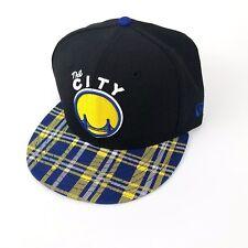 Golden State Warriors Hat The City New Era NBA Finals Snap Back Basketball 653b659c3d47