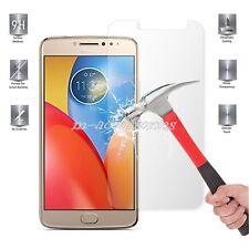 Film protecteur écran en verre trempé pour Moto E4 Plus 5.5''