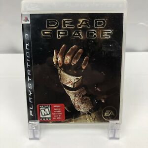 Dead Space (Sony PlayStation 3, 2008) Complete
