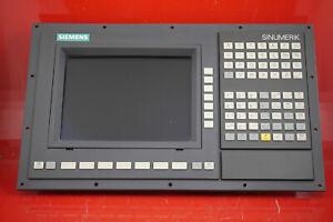Siemens Sinumerik 6FC5103-0AB03-0AA3 Bedienpanel