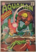 AQUAMAN #34 (1967) 1ST/ONLY APPEARANCE OF AQUABEAST Silver Age Comic Book