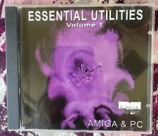 Essential Utilities vol.1 CD-ROM para Amiga/Commodore/PC