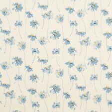 Roman Blind, Laura Ashley Runswick Seaspray Fabric (Made to measure)