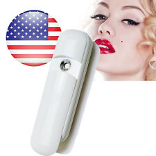 Usa Mini Nano Mist Spray Handy Atomization Mister Facial Skin Care Rechargeable