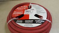 npt Rubber Air Hose Air Accessories 25ft x 3//8in 17-944 Rubber 1//4in