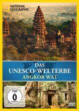 Das UNESCO - Welterbe Angkor Wat DVD NEU OVP Doku NATIONAL GEOGRAPHIC