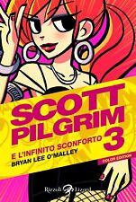 Scott Pilgrim Color Edition Vol. 3 - Rizzoli Lizard - ITALIANO NUOVO