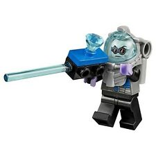 NEW LEGO MR. FREEZE MINIFIG figure minifigure 10737 batman villain bad guy