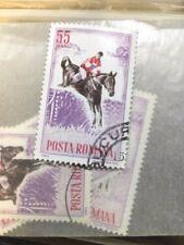 Vintage Posta Romana (Romania) Stamps in More than 700 Glassine Envelopes (2)